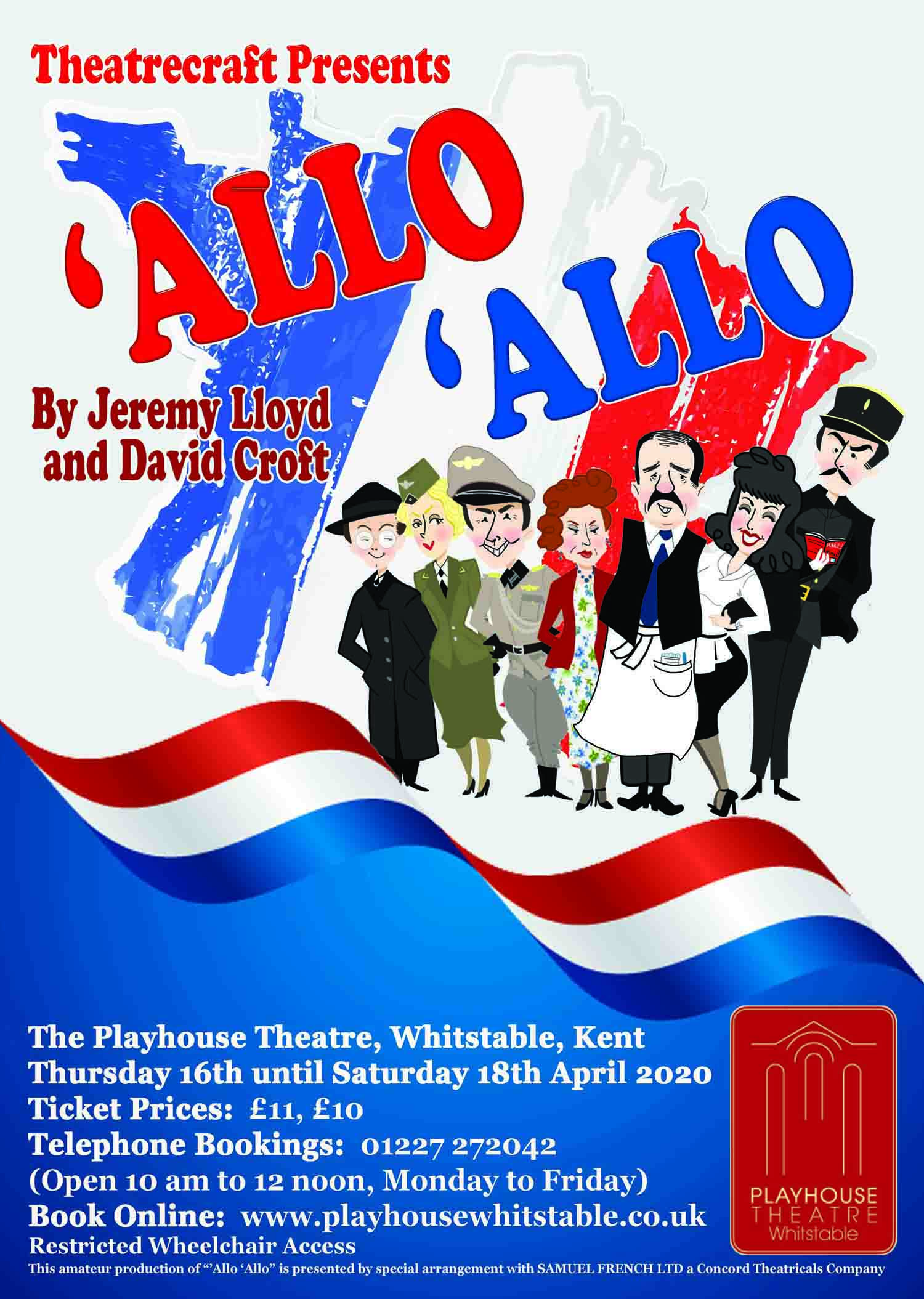 Allo Allo Poster Low Res 1